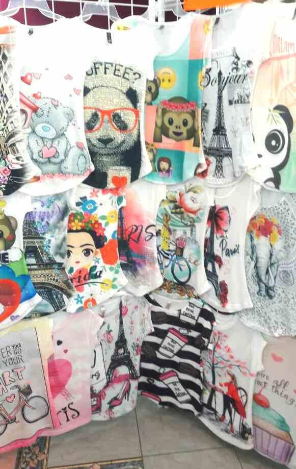 blusa algodon moda PRIMAVERA VERANO MODA ROPA coobie mayoreo 2017 mexico